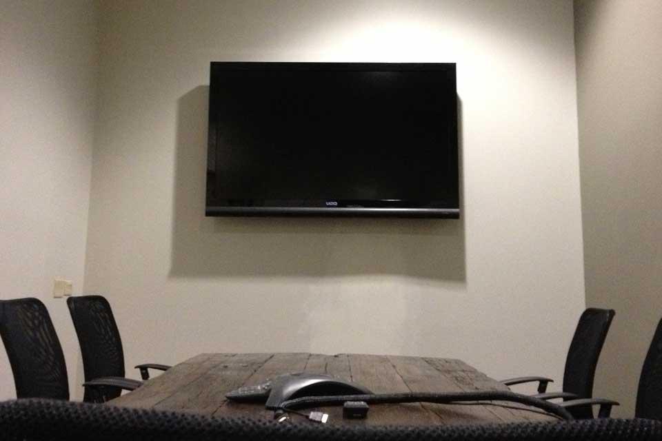 office-tv-installation